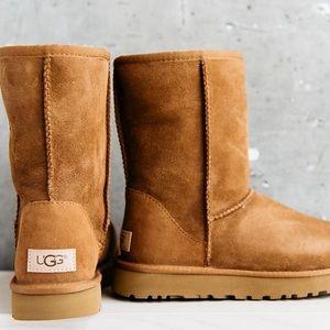 GUC Short Ugg Boots